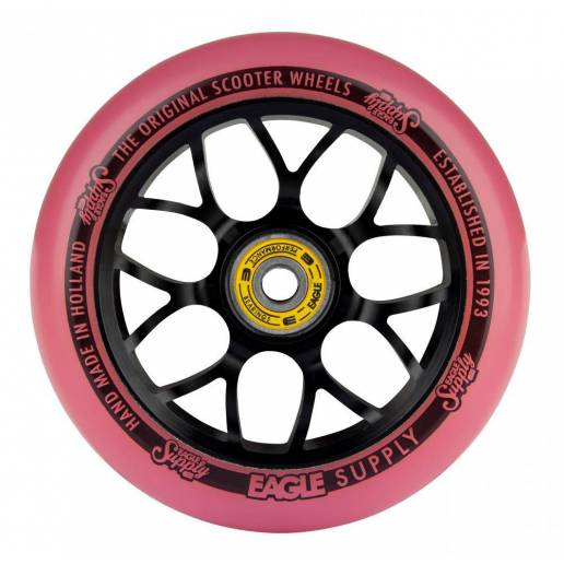 2 X Eagle Supply Standard X6 Core Candy (Black/Pink) 110 - Riteņi
