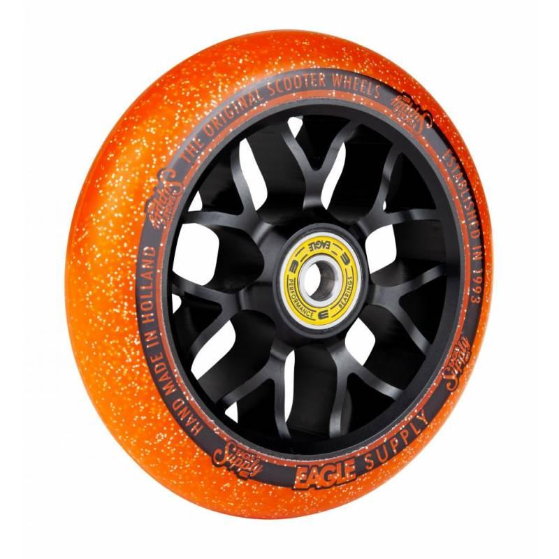 2 vnt x Eagle Supply Standard X6 Core Candy (Black/Orange) 110 nuo Eagle Supply
