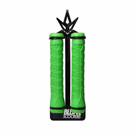 BLUNT HAND GRIP V2 Green - Rokturi (Grips)