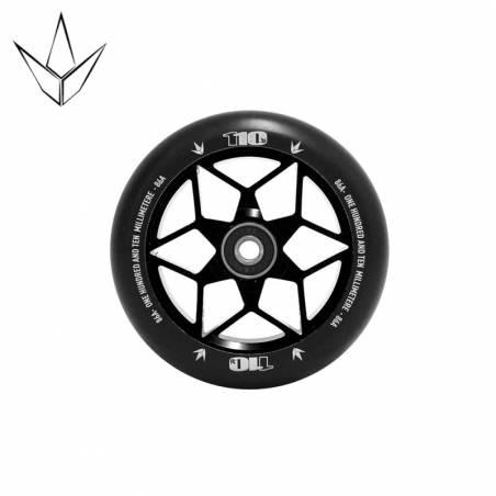 2 x BLUNT Diamond Black 110 - Riteņi