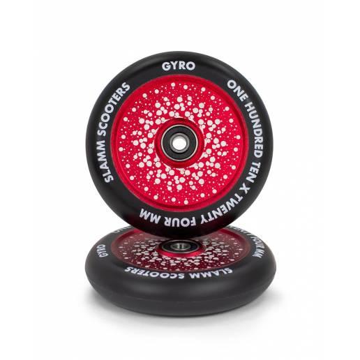 2 vnt. x Slamm Gyro Wheels...