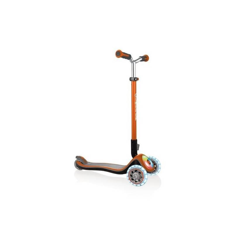 Globber Elite Prime / Copper - Skrejriteņi ar trīs riteņiem