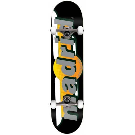 "Madrid Complete Skateboard (8"" - Black) - Skeitbordi"