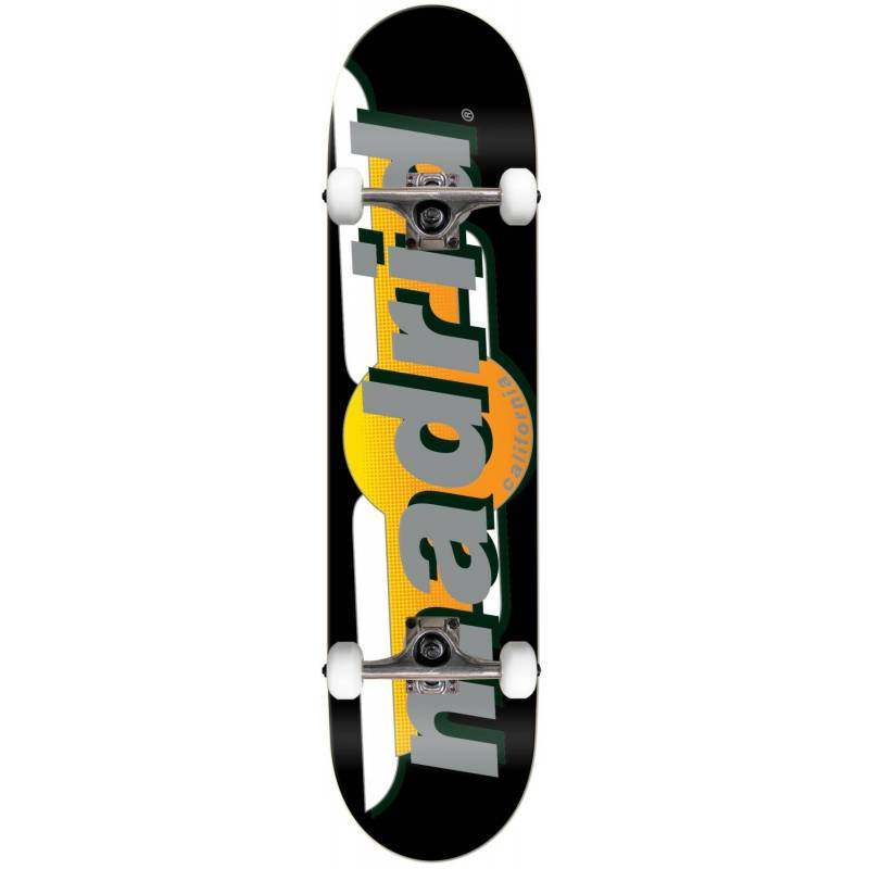 "Riedlentė Madrid Complete Skateboard (8"" - Black) nuo Madrid"