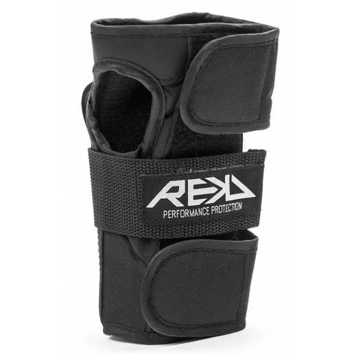 Riešų apsaugos REKD Wrist guard (Black) / LARGE - Aizsargi