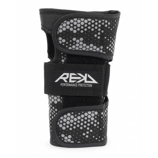 Riešų apsaugos REKD Wrist guard (Black/Grey) / MEDIUM nuo REKD