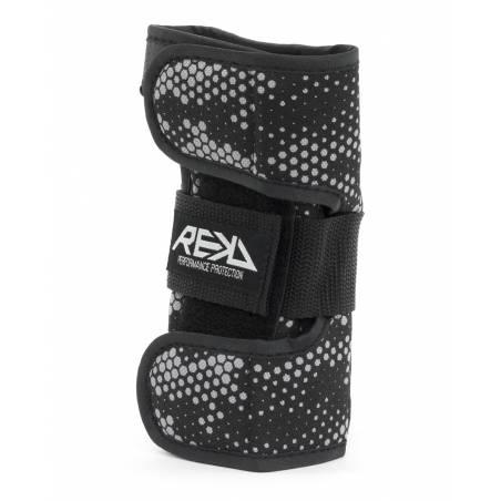 Riešų apsaugos REKD Wrist guard (GREY) / MEDIUM - Aizsargi