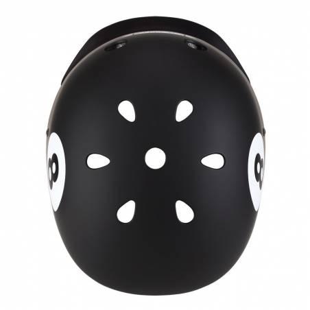 Vaikiškas šalmas Globber Elite Lights XS / S Black nuo Globber