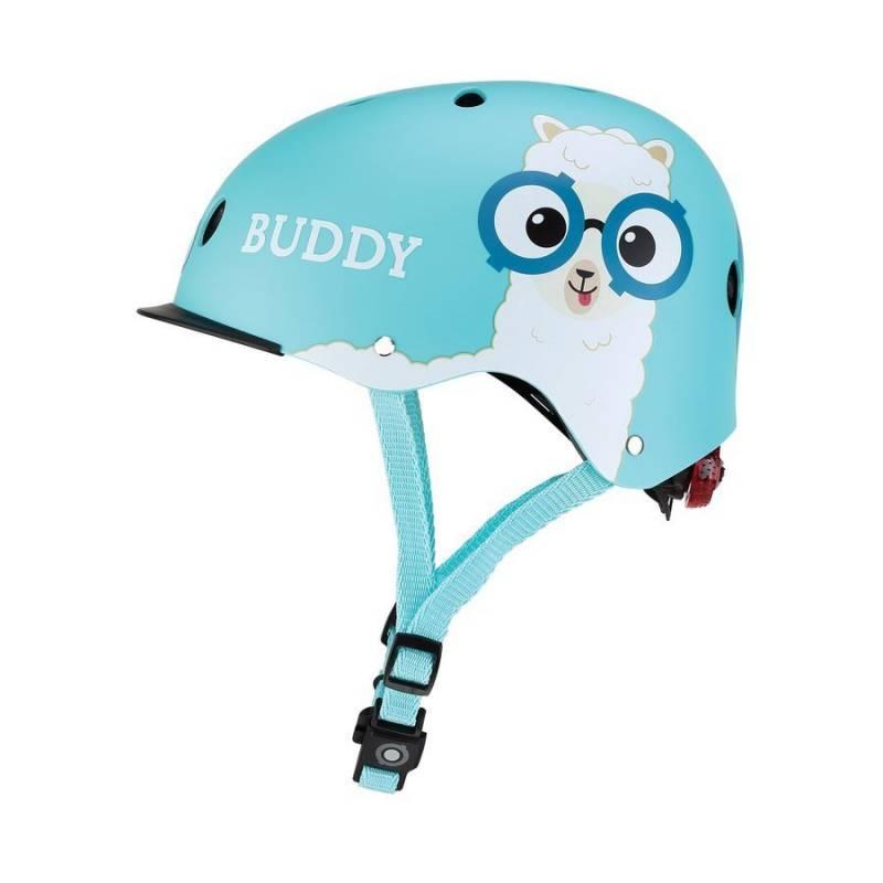 Globber Elite Lights XS / S Poolside Blue Buddy - Ķiveres