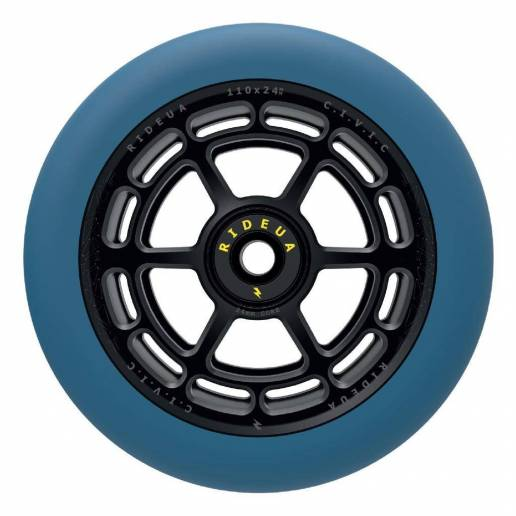 2 vnt. x UrbanArtt Civic wheels 110mm nuo UrbanArtt
