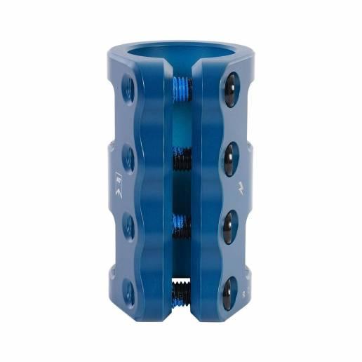 UrbanArtt Civic 4-Bolt SCS Clamp Arctic Blue - Stūres savilcēji (Clamps)