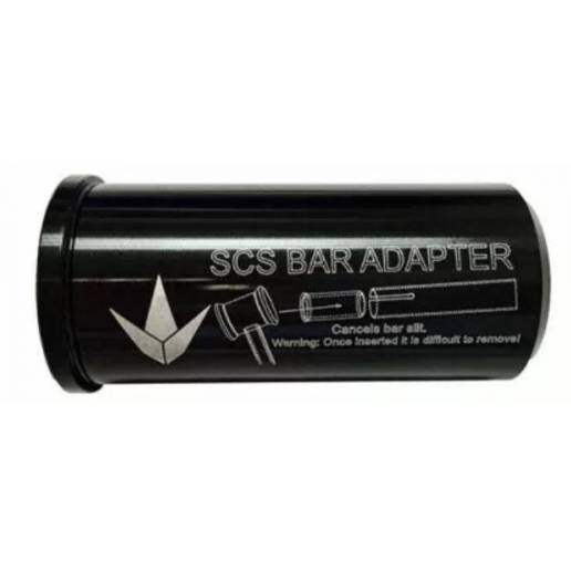 BLUNT BAR SCS ADAPTER OVERSIZED - Compression