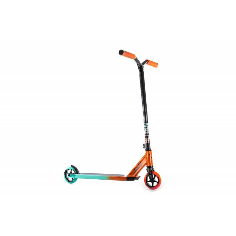 Versatyl Cosmopolitan V2 - Orange/Blue/Black 110 - Triku skrejriteņi