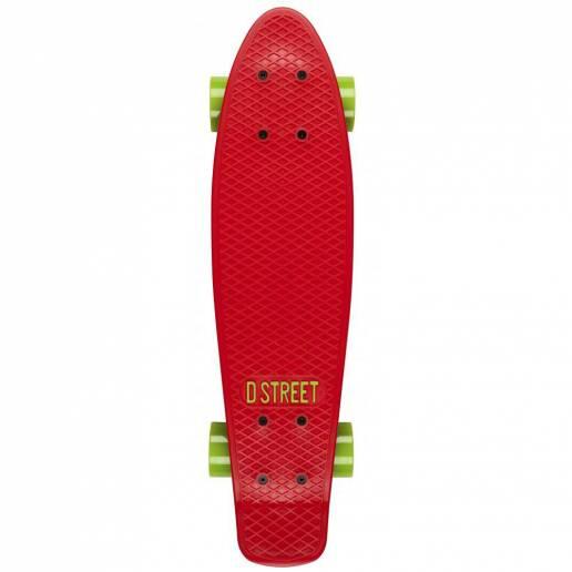 """D-Street Red/Green 23"""""""