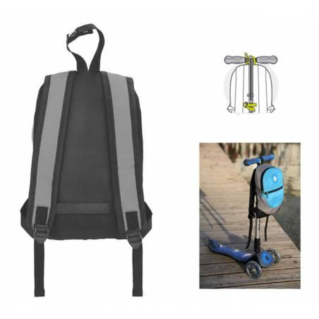 Globber bag Black Blue - Skrejriteņi ar trīs riteņiem