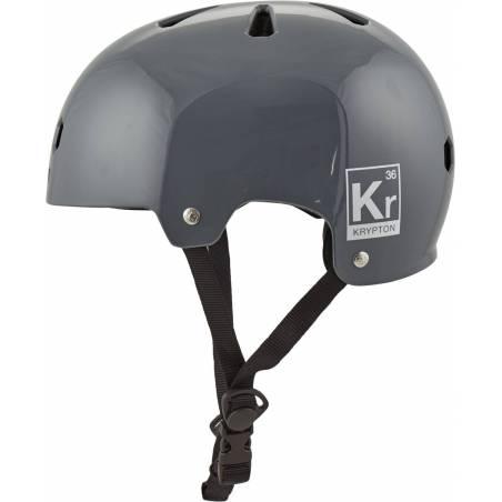Šalmas Alk13 Krypton Glossy Grey L/XL nuo ALK 13