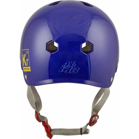 Alk13 Krypton Glossy Blue L/XL - Ķiveres