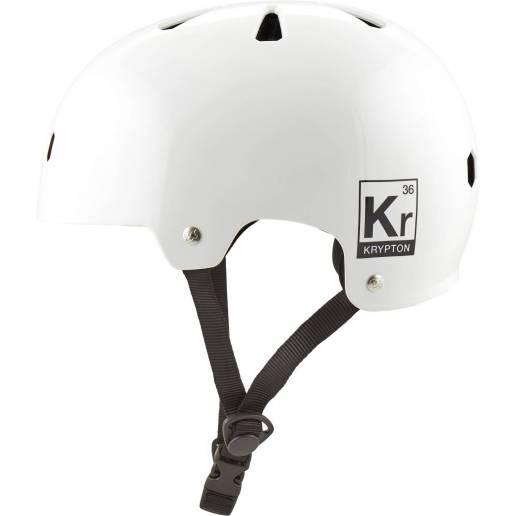 Šalmas Alk13 Krypton Glossy White L/XL nuo ALK 13