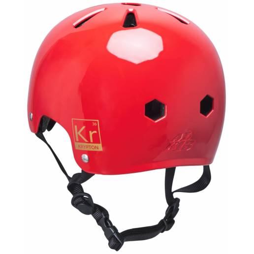 Alk13 Krypton Glossy Red S/M - Ķiveres