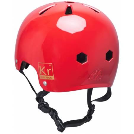 Šalmas Alk13 Krypton Glossy Red S/M nuo ALK 13