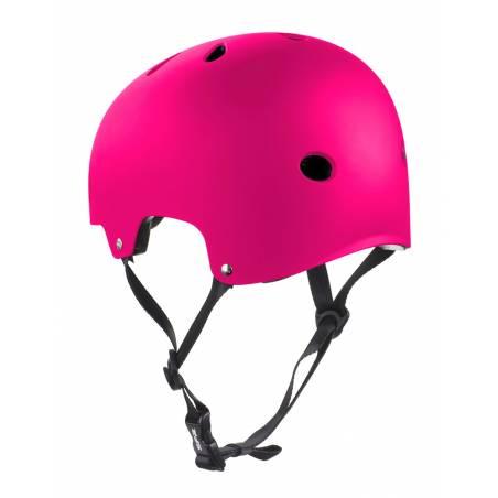 SFR Essentials Matt Fluo Pink L/XL - Ķiveres