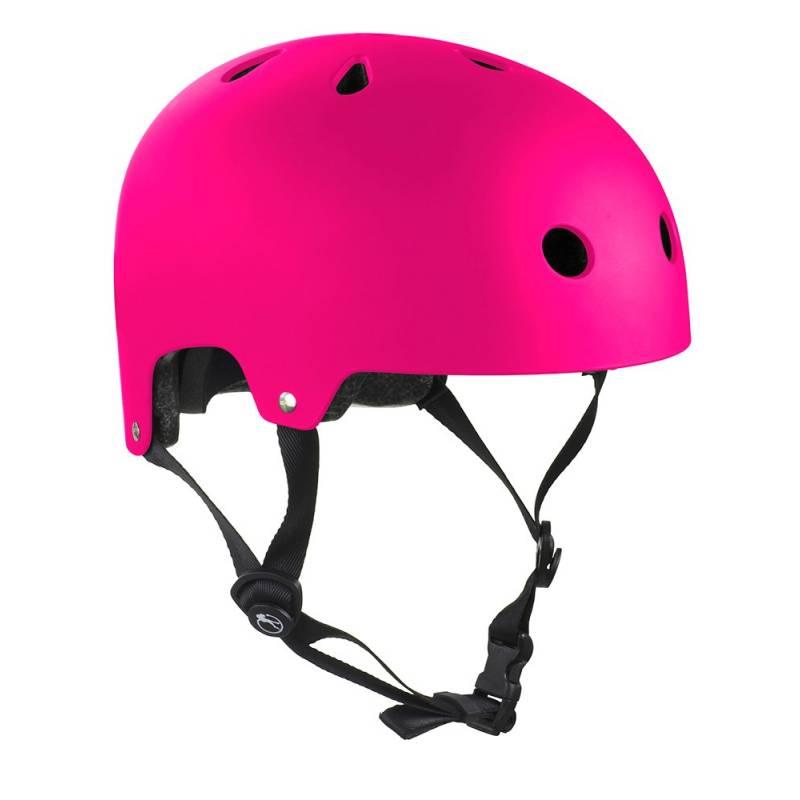 Šalmas SFR Essentials Matt Fluo Pink L/XL nuo SFR
