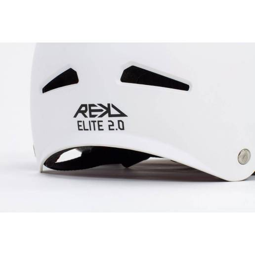REKD Elite 2.0 White L/XL - Ķiveres