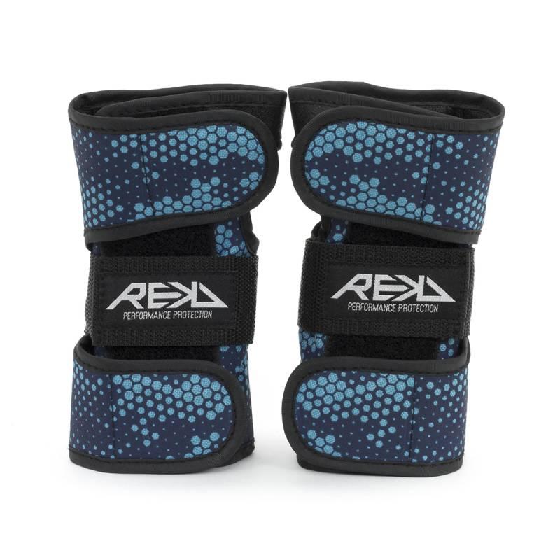 Riešų apsaugos REKD Wrist guard (Black/Blue) / Medium nuo REKD