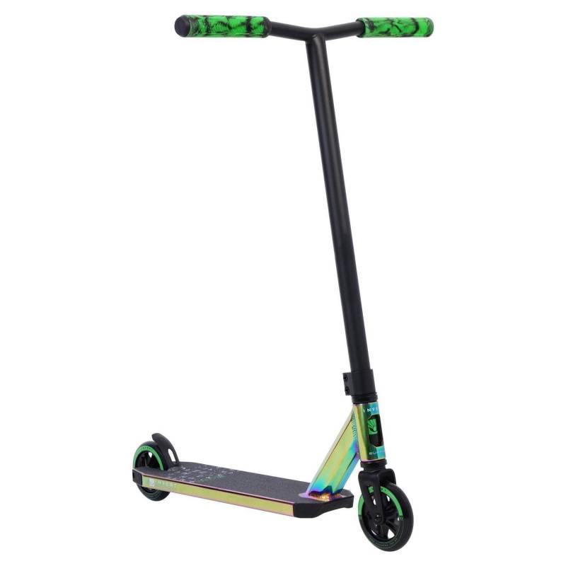 Invert Supreme 2-8-13 Neo Green/Black 110 - Triku skrejriteņi