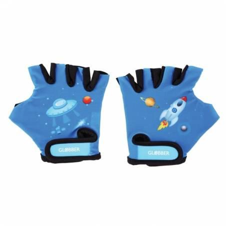 Globber Gloves XS (Blue) - Aizsargi