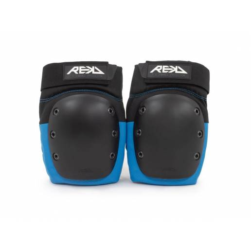 REKD Ramp Knee Pads Black/Blue L - Aizsargi