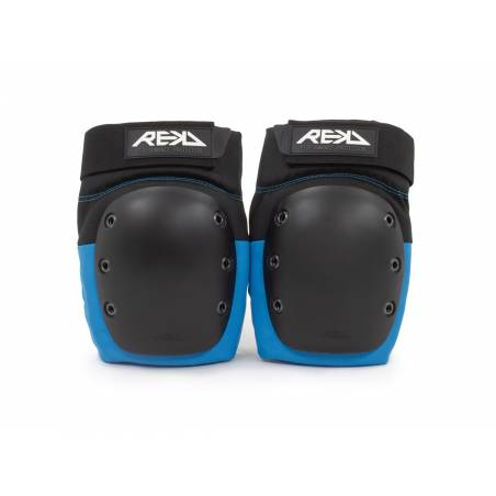 REKD Ramp Knee Pads Black/Blue M - Aizsargi