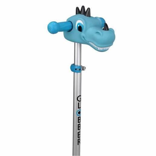 Globber decoration Dino Blue - Skrejriteņi ar trīs riteņiem