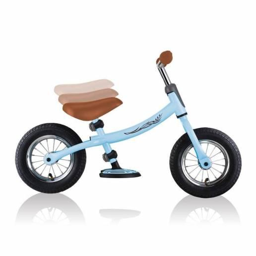 Balansinis dviratukas Globber Go Bike Air (Pastel Blue) 2021 nuo Globber