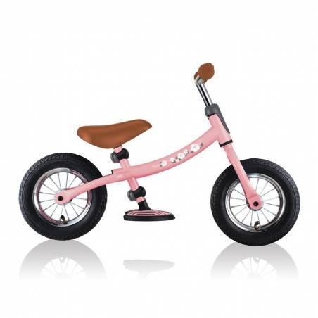 Globber Go Bike Air (Pastel Pink) 2021 - Līdzsvara velosipēdi