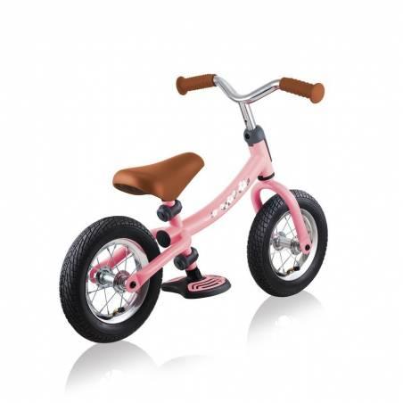 Balansinis dviratukas Globber Go Bike Air (Pastel Pink) 2021 nuo Globber