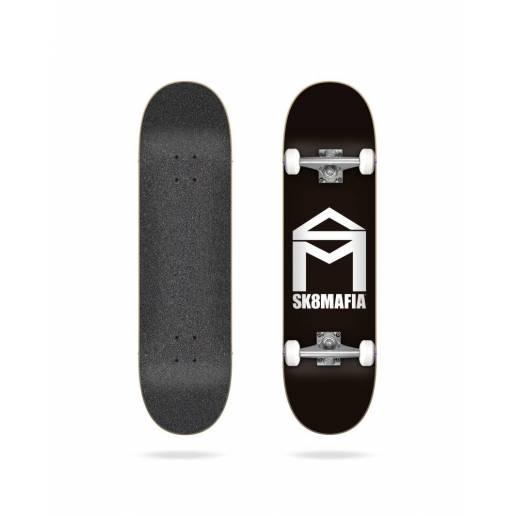 Sk8mafia House Logo Black 7.75″ riedlentė nuo SK8MAFIA skateboards