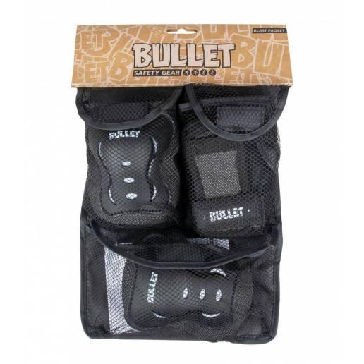 Bullet Triple Blast Padset XXS Junior 3-6 years nuo Bullet