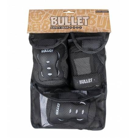 Bullet Triple Blast Padset XXS Junior - Aizsargi