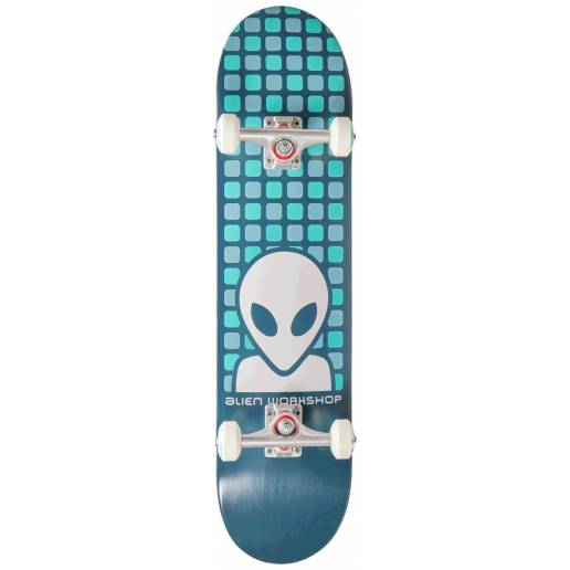 "Alien Workshop Matrix 8.0"" Teal nuo Alien Workshop"