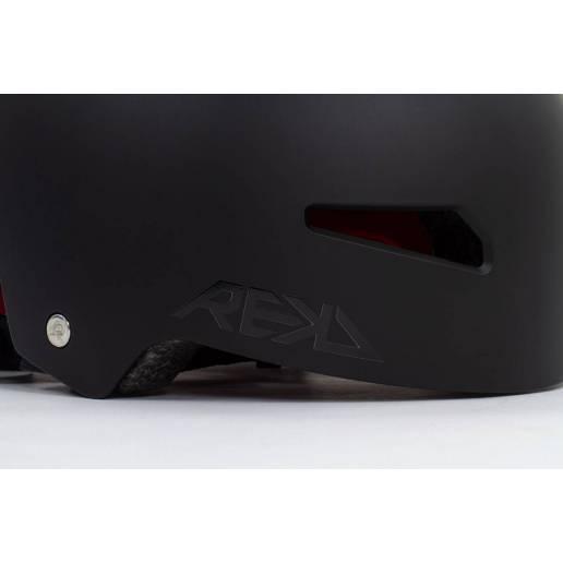 Šalmas REKD Elite 2.0 Black L/XL nuo REKD