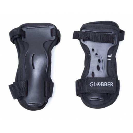 Kelių, alkūnių ir riešų apsaugų rinkinys Globber Adult XL (Black) nuo Globber