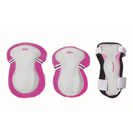 Globber XXS (Pink) - Aizsargi