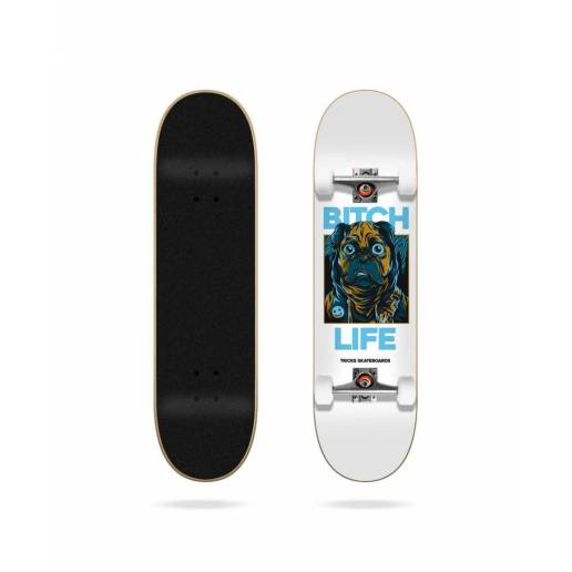 Tricks Life 7.87″ riedlentė nuo Tricks skateboards