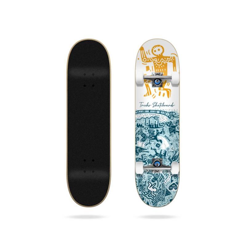 Tricks Tribal 7.75″ riedlentė nuo Tricks skateboards