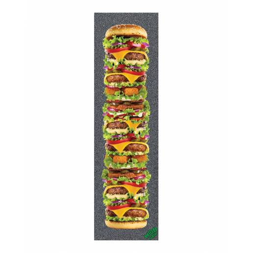 "MOB Grip Big Burger 9"" x 33"" - Grip tape"