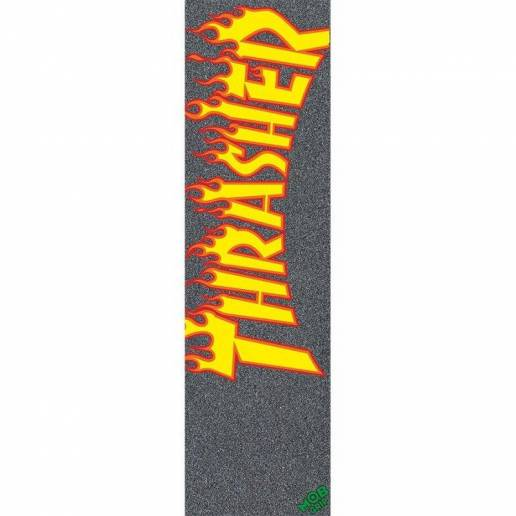 "MOB Grip Thrasher Yellow and Orange 9"" x 33"" - Grip tape"