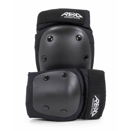 copy of REKD Youth Heavy duty double padset Black/Black M - Aizsargi