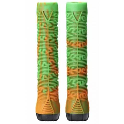 BLUNT HAND GRIP V2 Green / Orange nuo Blunt / ENVY