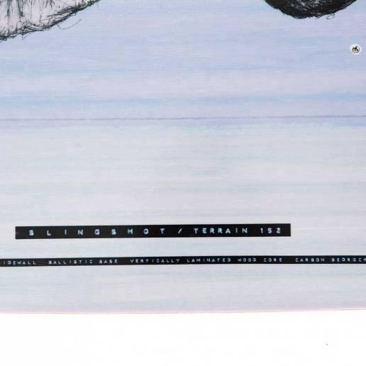 Vandenlentė Slingshot Terrain 2021 - 148 nuo Slingshot
